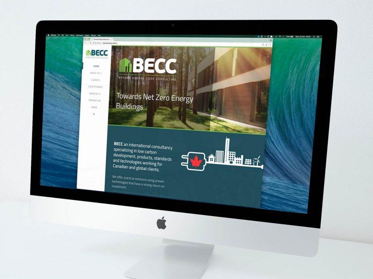 BECC Website 5   DW Multimedia
