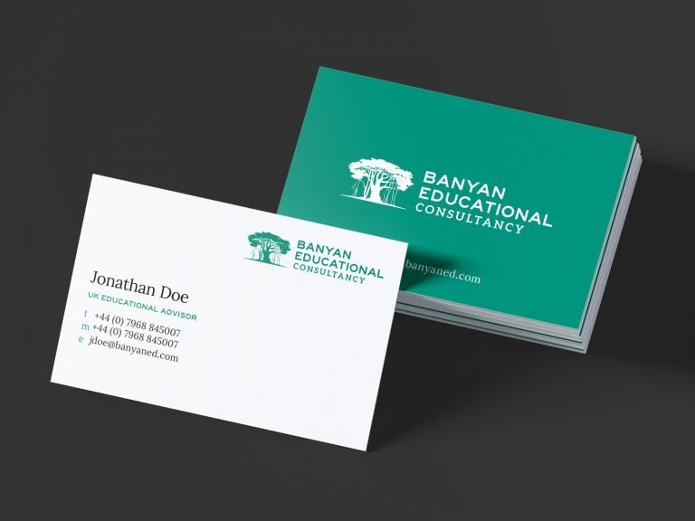 Educational Consultancy Branding 1 | DW Multimedia