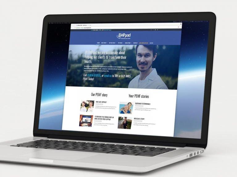 EMPpad Website 1   DW Multimedia